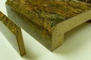 High Quality Bev Loc; Traditional Bevel Edge For Laminate Countertops. 106u0026quot; (9 Foot