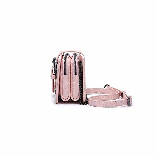 7cm Bag Handbag Party Teenage Bag Brown 21 Star Diagonal Pink Shoulder New 12 Fashion Pd0xCw8wq