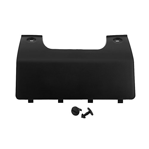 Rear Bumper Towing Tow Hook Eye Cover Cap for Land Rover LR3 2005-2009 LR4 2010-2012