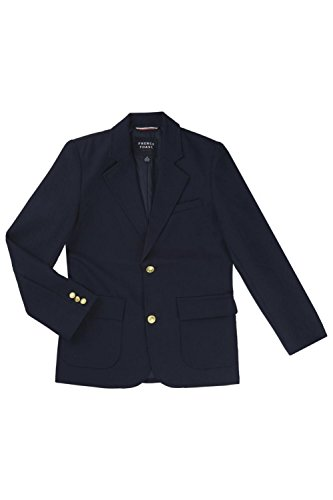 French Toast Big Boys' School Blazer, Navy, 14