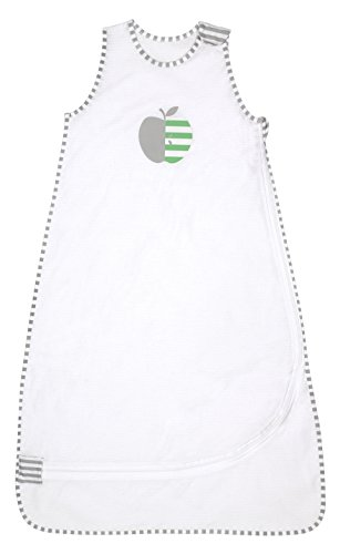 Love To Dream Nuzzlin Sleep Bag, White, (Baby Blanket Color)