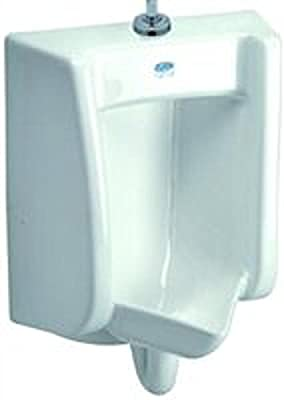 Zurn Z5755-U Omni-Flo Top Spud Urinal Accommodates 0.125-1.0 GPF Flow Rates, White