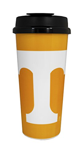(NCAA Tennessee Volunteers 16 oz Travel Mug)
