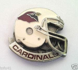 Popular Enamel Lapel pins Arizona Cardinals Helmet Novelty NFL Hat Pin - Fashion Pins and Brooches
