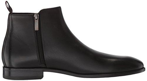 Hugo Boss Hugo by Mens Dress Appeal Zip Ankle Boot Black aYnFjbDNr