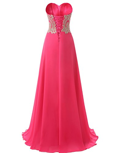 Sweetheart Chiffon Long Pleat Prom Sarahbridal burgundy Gowns 214 Evening Dresses Bridesmaid 7Sgxnwqf