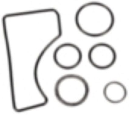 New Mercruiser Bravo Three Outdrive Mounting Gasket Set 710-16755Q 1