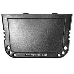 Lapworks Laptop Desk - LapWorks Snap-On MouzPad Black for LapWorks Laptop Desk 1.0 & 2.0