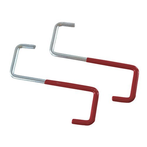 - Rafter Hooks (Pack of 2)