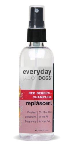 Everyday Isle of Dogs Red Berries + Champagne Replascent, My Pet Supplies