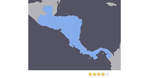 Costa Rica /& Region GPS Map 2019.3 for Garmin Devices