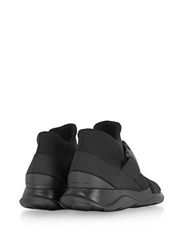 CHRISTOPHER KANE Women's 472199U60061000 Black Other Materials Slip On Sneakers 63g5Qr0