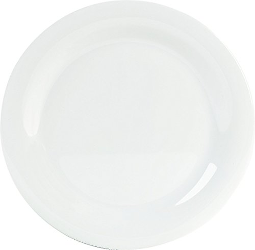 10.5 Narrow Rim Plate - 1
