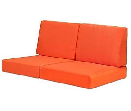 Amazon.com: Hebel Modern Style Lounge Sofa Cushion in Choice ...