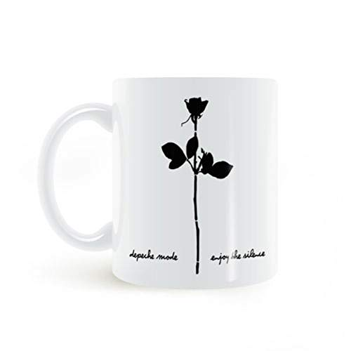 Depeche Mode Enjoy The Silence Mug Coffee Milk Ceramic Cup Home Decor Mugs