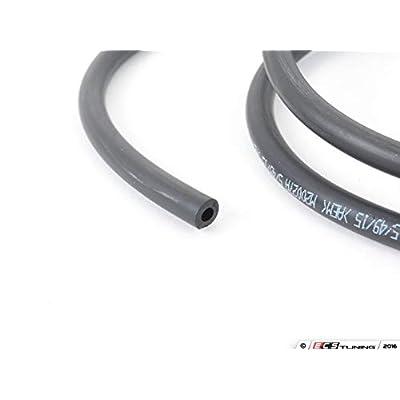 BMW 11-72-7-545-323 - Vacuum Hose Black 117065: Automotive