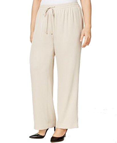 Calvin Klein Women's Small Drawstring Wide Leg Pants