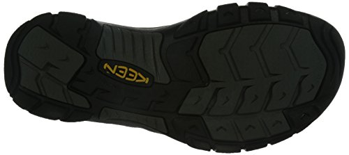 KEEN Herren Newport H2 Sandale Midnight Navy / Neutral Grau