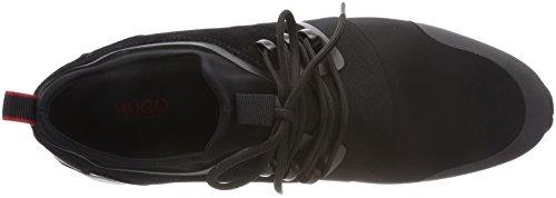 Infilare runn Hybrid Hugo Nero Uomo mxsc1 001 black Sneaker xqfIn5IS