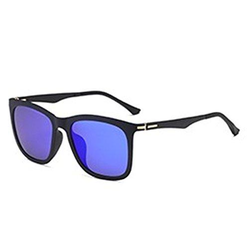 Hombres Gafas de al Pesca Libre los Gafas Sol de de de los de KOMNY Aire de los Azul 2018 polarizadas Sapo Hombres Gafas montañismo Gafas Gafas conduciendo Sol Gafas Blue Deep nuevos Hombres Profundo pIBRq
