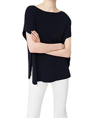 Mango Women's Side Slits Sweater