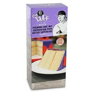Duff Cake Mix - White