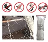 White13 ftx32 ft Garden Plant Netting Anti-Bird Netting Protect Plants Fruit Trees Vegetables Flowers Seedlings from Birds Rodents Deer