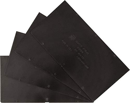 Quantum Storage - 8.4'' Wide x 4.6'' High Black Bin Divider for Use with QED606-4/Case (27 Cases)