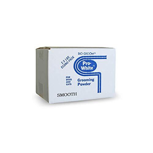 Bio-Groom Pro White Soft Powder, 2.5 lb