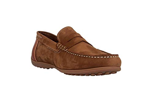 Homme loafers brandy Yacht Camel nut 12 9 Active Mocassins AXwxSz