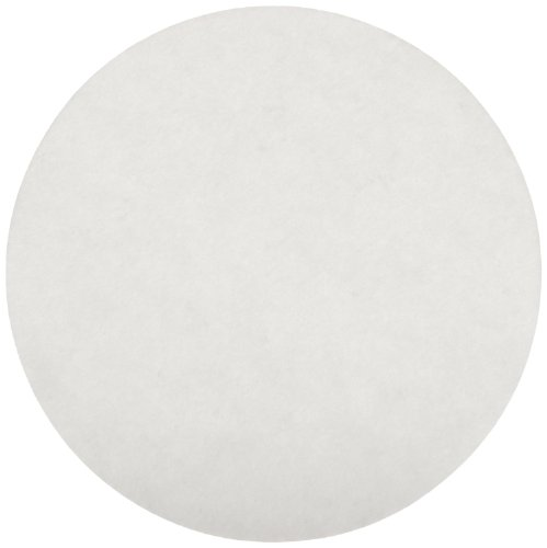 Ahlstrom 6010-0425 Qualitative Filter Paper, 2.5 Micron, Medium Flow, Grade 601, 4.25cm Diameter (Pack of 100) by Ahlstrom