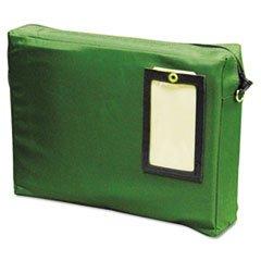 - Expandable Dark Green Transit Sack, 14w x 11h x 3d by Reg