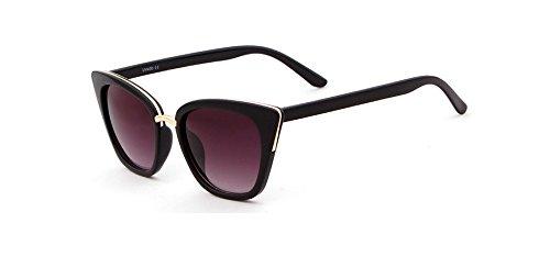 marca sol de de gato o gafas sol las Gafas ojo Hoteles vendimia Puntos de la del para de lujo de femenino mujeres gris Oculos de las de gafas de mujeres retro sol se de dise de Hykis oras de gafas t6z74qwnt