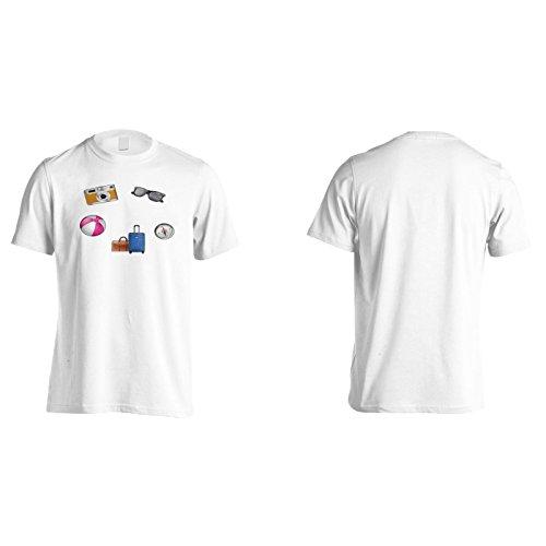 Neue Sommerreise-Element Herren T-Shirt m516m