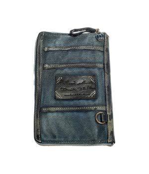 Ps181 Dd0020401 Homme Bleu Elisa Tratto Unique Jeans Cavaletti Portefeuille Taille q6WAYH