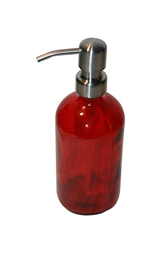 Red Hand Soap