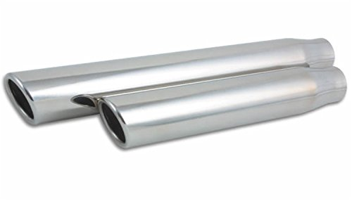 Outlet Vibrant Exhaust Tip - 1