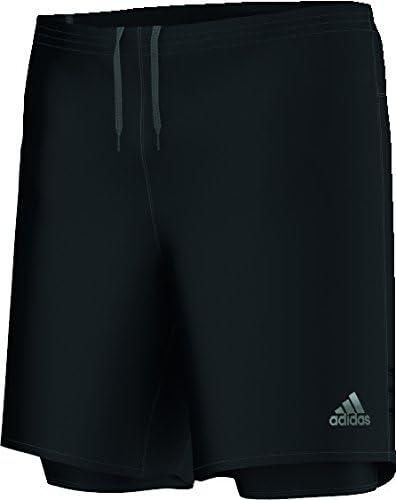 adidas response dual shorts