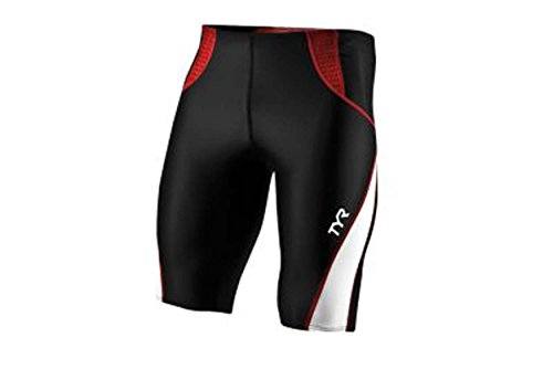 TYR Mens Competitor Jammer Shorts