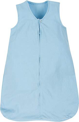 Miracle Blanket Sleeper Wearable Blanket Sack, Blue, Large (18-24 Months)