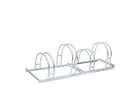 Radabstand 350 mm bis Reifenbreite 60 mm 4 Einstellpl/ätze einseitig und zweiseitg Fahrradst/änder Orlando