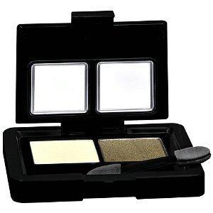 (Black Radiance Metallic Duo Island/oasisl Eyeshadow 8750)