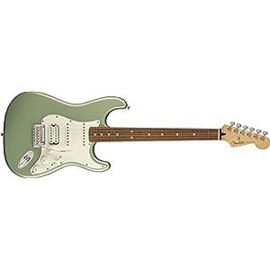 Player Stratocaster HSS PF Sage Green Metallic