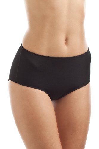 Lejaby Women Underwear Briefs - Maison Lejaby 5304-389 Women's Les Invisibles Beige Full Highwaist Panty Medium