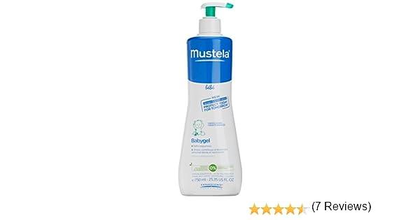 Mustela - 22497 - Gel Baño Espumoso - 750 ml: Amazon.es: Salud y cuidado personal