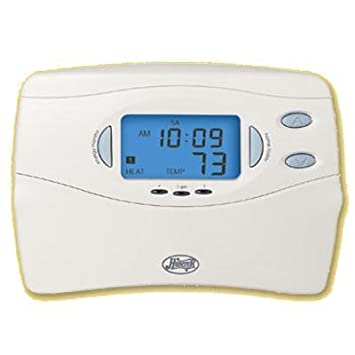 31expOhGLmL._SY355_ amazon com hunter 44760 multi stage heat pump thermostat home  at soozxer.org