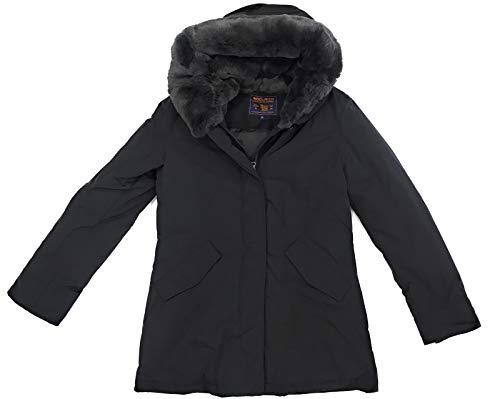 Black Giubbotto Luxury Beaker Wkcps2047 Inverno Woolrich Bambina HgWXIa0Iq