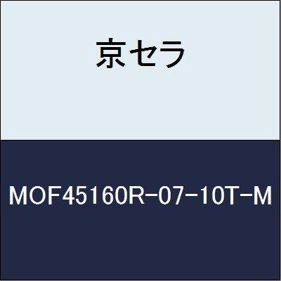京セラ 切削工具 フェースミル MOF45160R-07-10T-M  B079XZX9YN