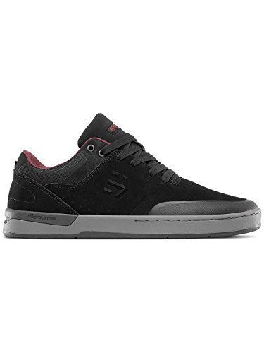 Etnies Mens Men's Marana XT Skate Shoe, Black/Grey/Red, 9 Medium US