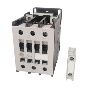 IEC Magnetic Contactor 120VAC 34A 1NO 3P Motor